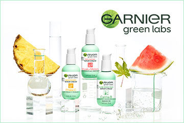 Simplify Your Skin Care Routine with Garnier Green Labs!