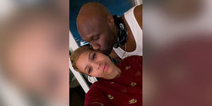 Looks Like Lamar Odom & Sabrina Parr Are Back Together!
