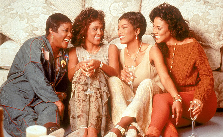 'Waiting to Exhale' Is Becoming a TV Series!