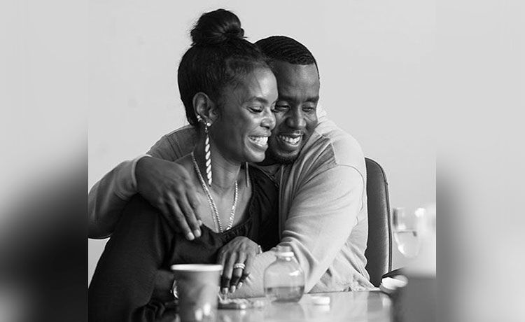 Diddy Honors Kim Porter on 2nd Anniversary of Her Death
