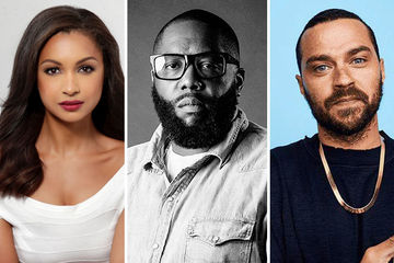 Guest Co-Host Eboni K. Williams, Killer Mike, Jesse Williams