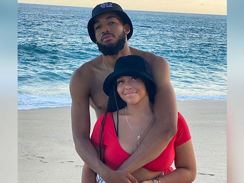 Jordyn Woods Surprises BF Karl-Anthony Towns with Ultimate Birthday Gift!