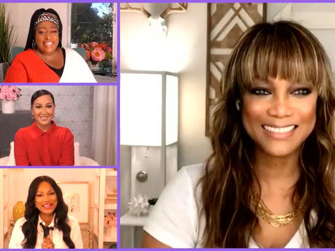 Tyra Banks Shares How She Balances Her Career and Motherhood