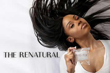 Promote Natural Hair Growth with The Wig Fix by The Renatural