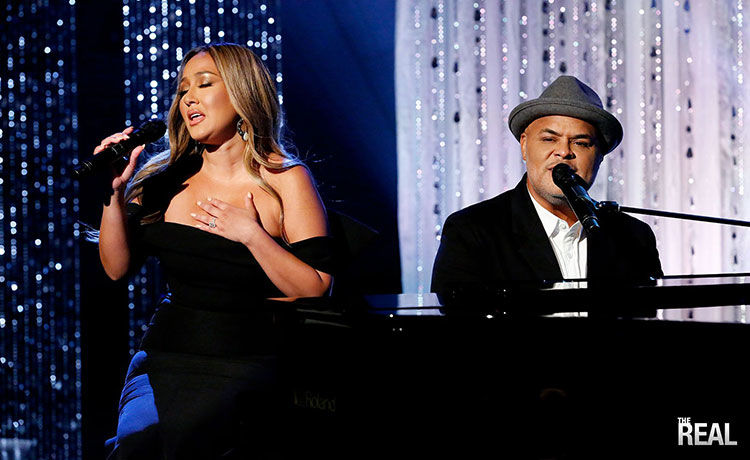 Best Musical Moments on 'The Real'!