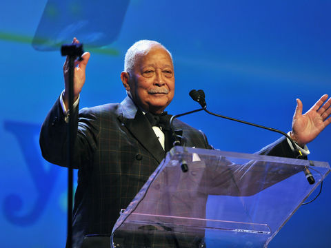 David N. Dinkins, NYC's First and Only Black Mayor, Passes Away at 93