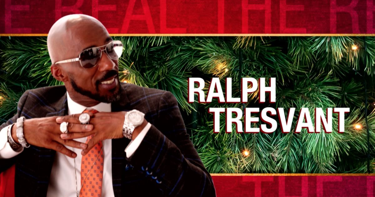 Monday on 'The Real': Ralph Tresvant, Johnny Gill
