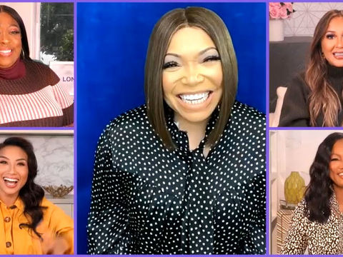 Tisha Campbell on Using Quarantine Time to Get Closer with Her Sons