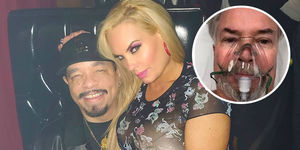 Ice-T Says 'No Masker' Father-in-Law Was 'Close to Death' in COVID-19…