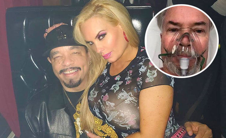 Ice-T Says 'No Masker' Father-in-Law Was 'Close to Death' in COVID-19 Battle