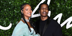 Rihanna & A$AP Rocky Are Reportedly Dating!