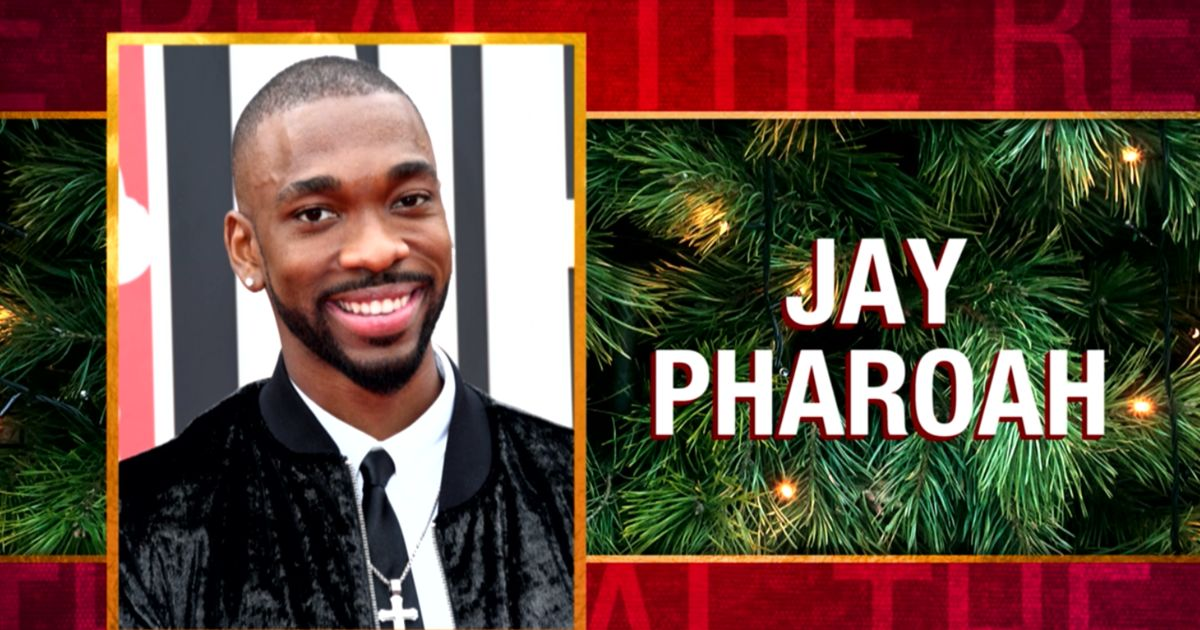 Friday on 'The Real': Jay Pharoah