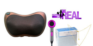 Enter for a Chance to WIN Shiatsu Heated Neck and Back Massager!