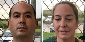 Hawaii Couple Arrested for Boarding Flight After Allegedly Testing Positive for…