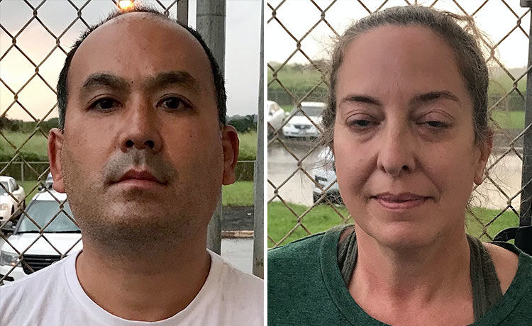 Hawaii Couple Arrested for Boarding Flight After Allegedly Testing Positive for COVID-19