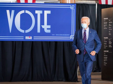 Joe Biden Will Ask America to Wear Masks During First 100 Days in Office