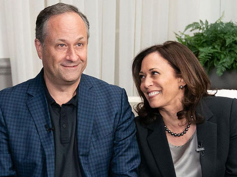 Kamala Harris Confirms How Husband Doug Emhoff Will Be Addressed!