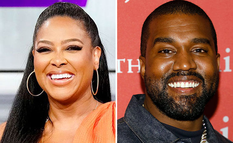 Kenya Moore Reveals Disastrous Date with Kanye West!