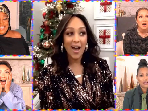 Tamera Mowry-Housley Explains Why She Wants to Be the Next Betty White!
