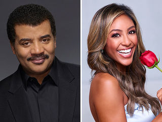 Neil deGrasse Tyson, Tayshia Adams