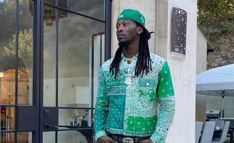 Offset Says He Won't Take COVID-19 Vaccine