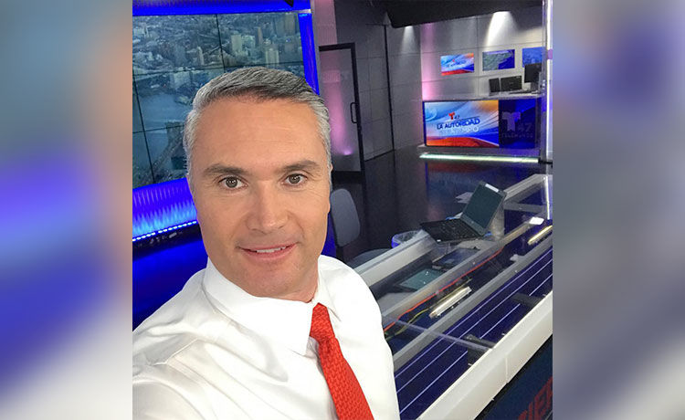News Anchor Edgardo del Villar Passes Away After Battle with Brain Cancer
