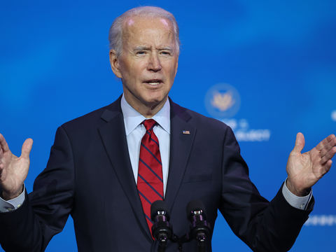 Joe Biden Warns that Disrespectful Staff Members Will Be 'Fired on the Spot'