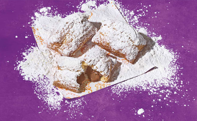 Popeyes Adds Chocolate Beignets to its Menu!