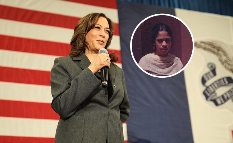 Kamala Harris Will Be Thinking About Her Late Mother on Inauguration Day
