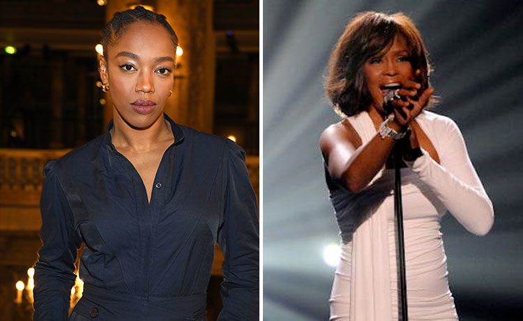 THIS Actress Will Play Whitney Houston in an Upcoming Biopic!