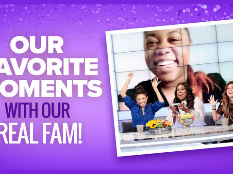 Our Favorite Moments With Our Real Fam!