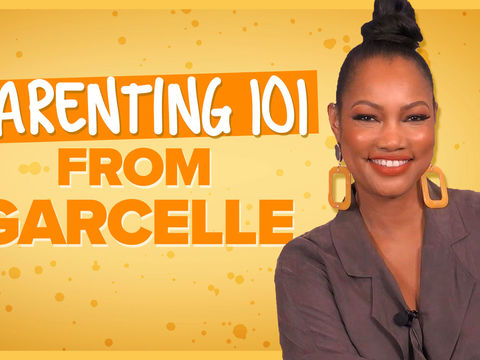 Parenting 101 From Garcelle