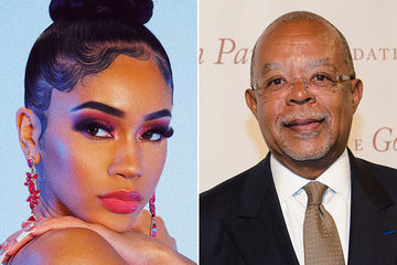 Saweetie, Henry Louis Gates, Jr.