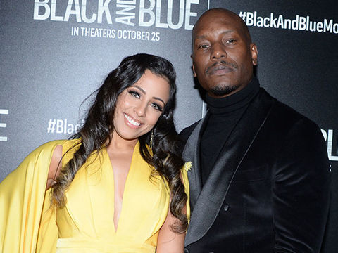 Tyrese Gibson Vows to Win Back Estranged Wife