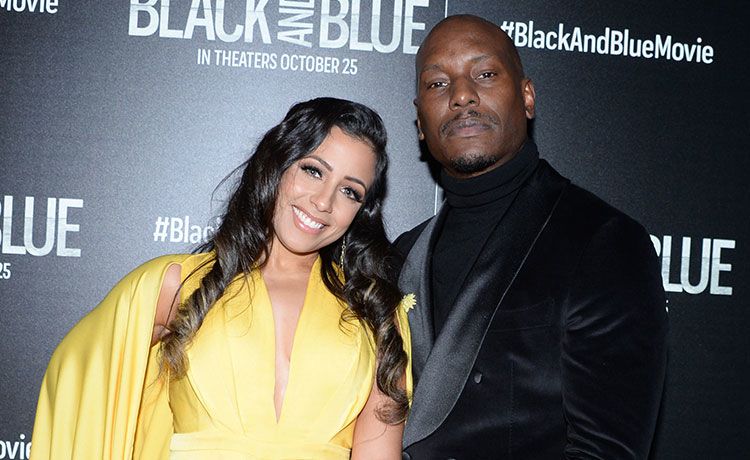 Tyrese Gibson & Wife Samantha Split After Nearly 4 Years of Marriage