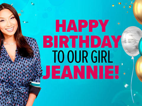 Happy Birthday Jeannie!