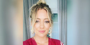 Hilary Duff Claims She Got an Eye Infection from COVID-19 Tests