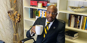Rev. Raphael Warnock Makes History as Georgia's First Black Senator