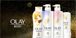 Fresh Start to 2021 with Olay Body