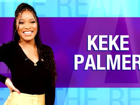 Monday on 'The Real': Guest Co-Host Angie Martinez, Keke Palmer