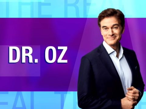 Wednesday on 'The Real': Dr. Oz, Golda Rosheuvel