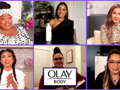 #ad Feel Fearless in Your Skin with Olay Body