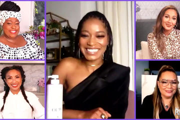 Keke Palmer Reveals Where Her Openness and Fearlessness Come From