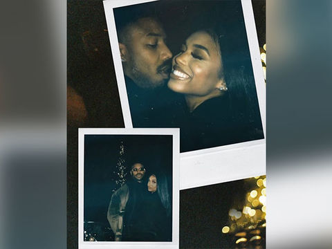 Michael B. Jordan Celebrates GF Lori Harvey's 24th Birthday!