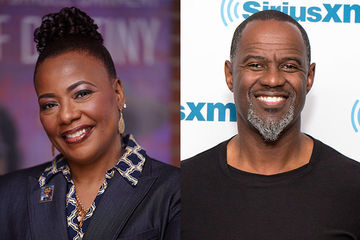 Dr. Bernice King, Brian McKnight