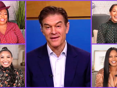 Part One: Dr. Oz Reveals How He Feels After Taking the COVID-19 Vaccine