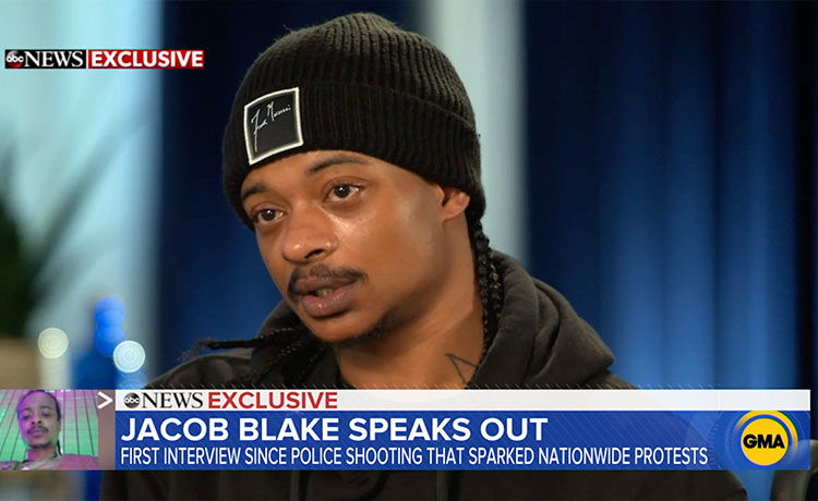 Jacob Blake Says He 'Didn't Want to Be the Next George Floyd' in 1st Interview Since Shooting