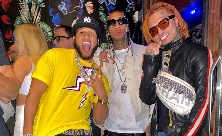 Tyga, Lil Pump & Others Slammed for Maskless Performance in Miami