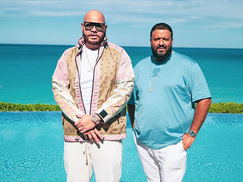 DJ Khaled & Fat Joe Launch Joint OnlyFans Account!
