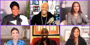 Part One: Sisqó, Omar Wilson, Shawn Stockman & Raheem DeVaughn Remake…